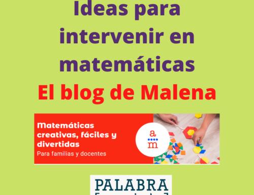 Refrescar ideas para intervenir en matemáticas
